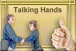 Talking Hands Award